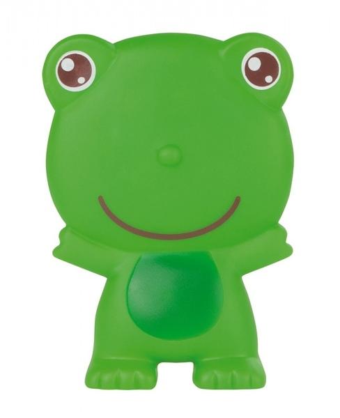 Canpol Babies Gumová hračka - Žabička