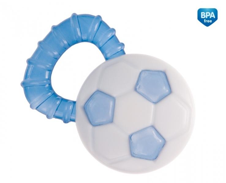 Hryzátko vodné - LOPTA - biely