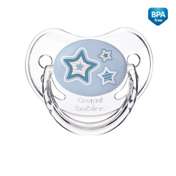 Cumlík Canpol Babies 6-18m - Newborn Hviezdička