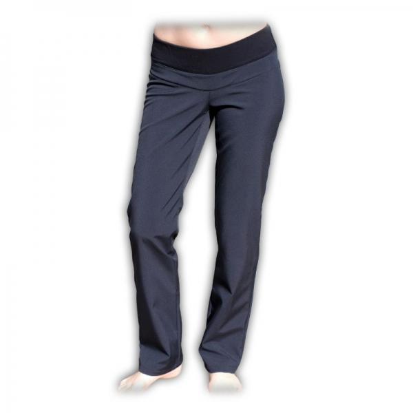 Športové softshelové nohavice nielen pre tehotné