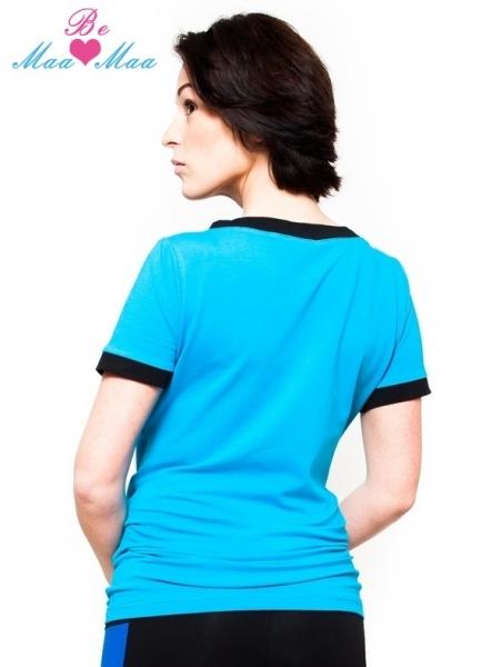 Tunika, triko EVVA - modrá