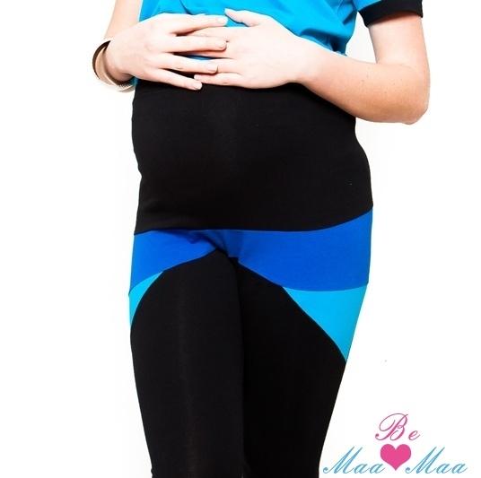 Tehotenské legíny 3/4   RENA - vzor č. 2