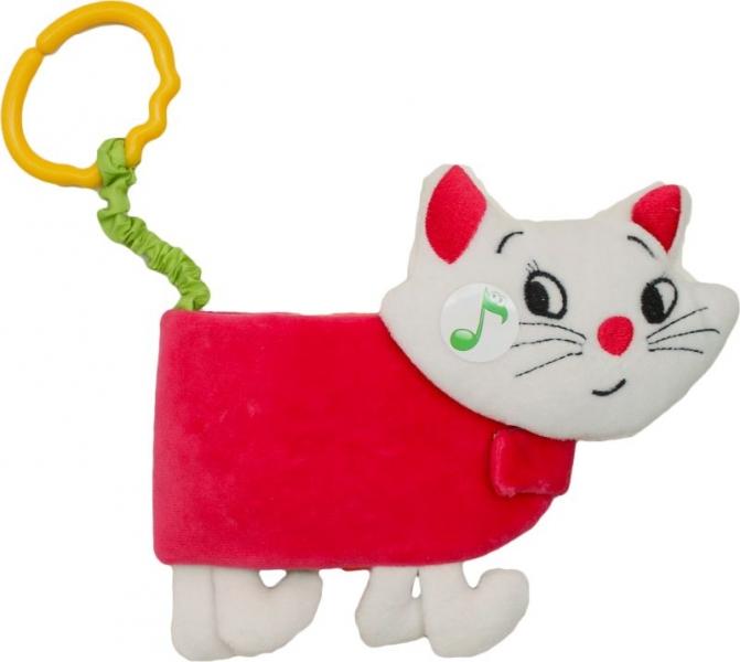 Hencz Toys Roztomilá knižka - Mačička