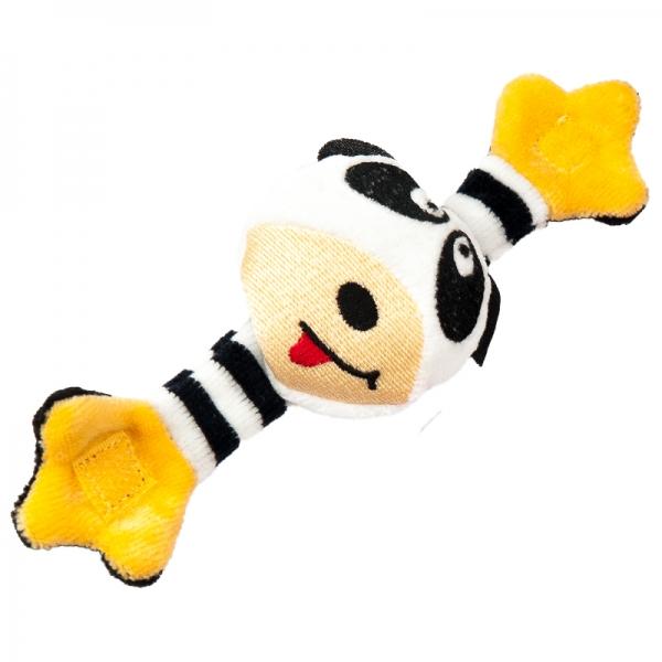 Hencz Toys Hrkálka na ručičku - panda
