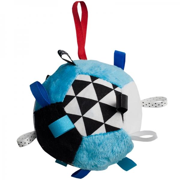 7c257aa2bc1 Plyšový farebný balónik - modrý