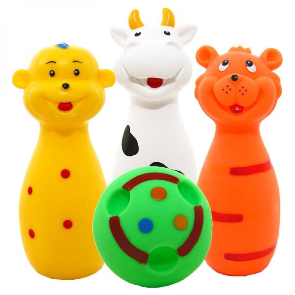 Hencz Toys Gumové kolky + gule