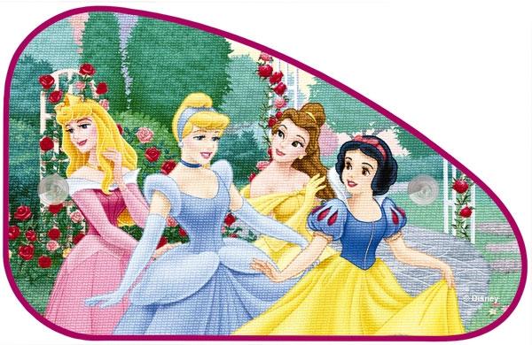 Tienidlo DISNEY II. bočné - Princess