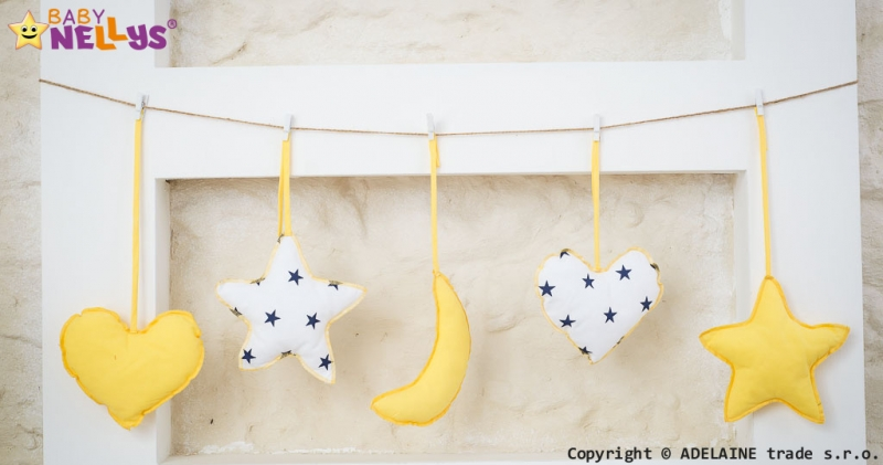 Sada dekorácií STARS be LOVE č. 9