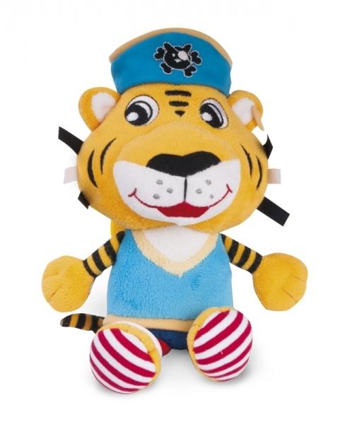 Závesná hracie hračka Canpol Babies - Tigrík