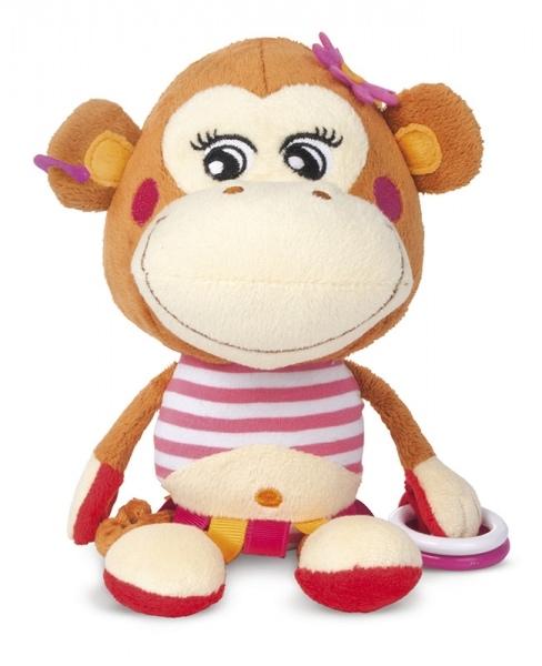 Závesná hracie hračka Canpol Babies - Opička