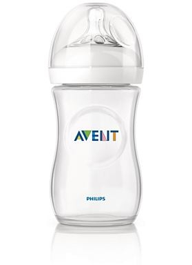 Fľaštička Avent Natural - 330ml