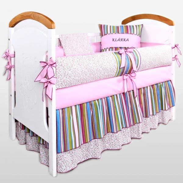 Mantinel American style - Mak ružový