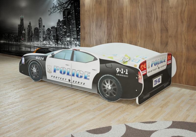 Posteľ New Police Nellys ®