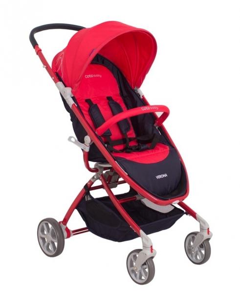 Coto Baby VERONA NOVINKA - červená