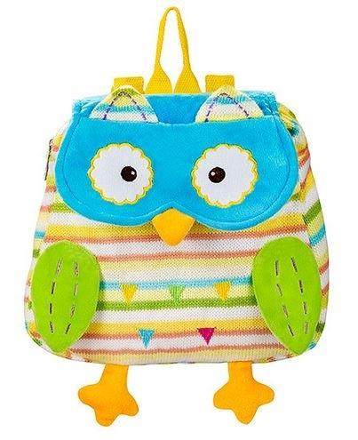 Detský batôžtek - Malá sova modrá Baby Ono
