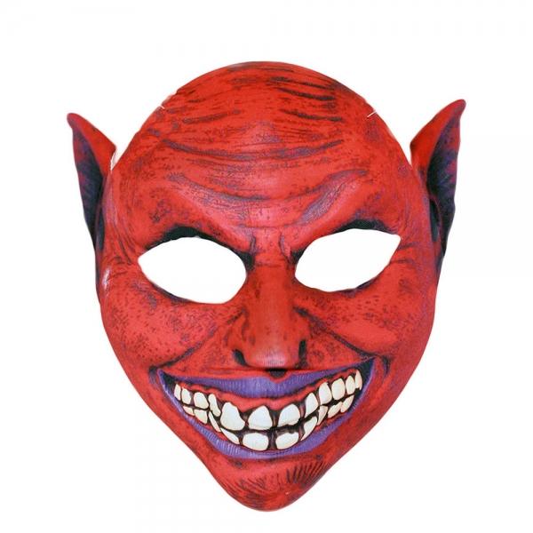 Rappa Maska čert, textilné