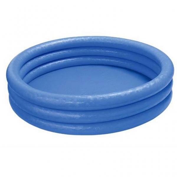 Rappa Nafukovací bazén modrý, 147 x 33 cm