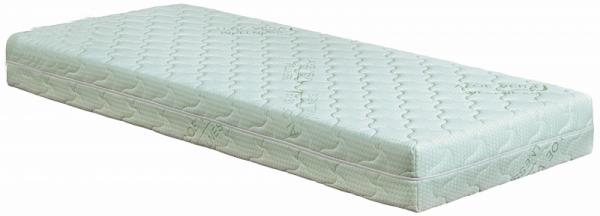 Detská matrac ALOE DE LUX Kokos / pena / kokos, 120x60 cm