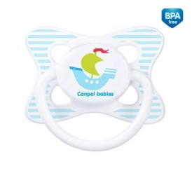 Cumlík Canpol Babies 6-18 B, SUMMER TIME lodička