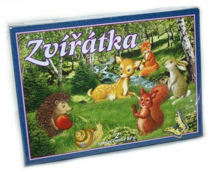 hra Zvieratká