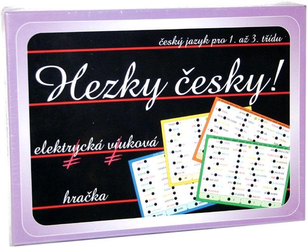 Rappa Hra Pekne česky, elektrická