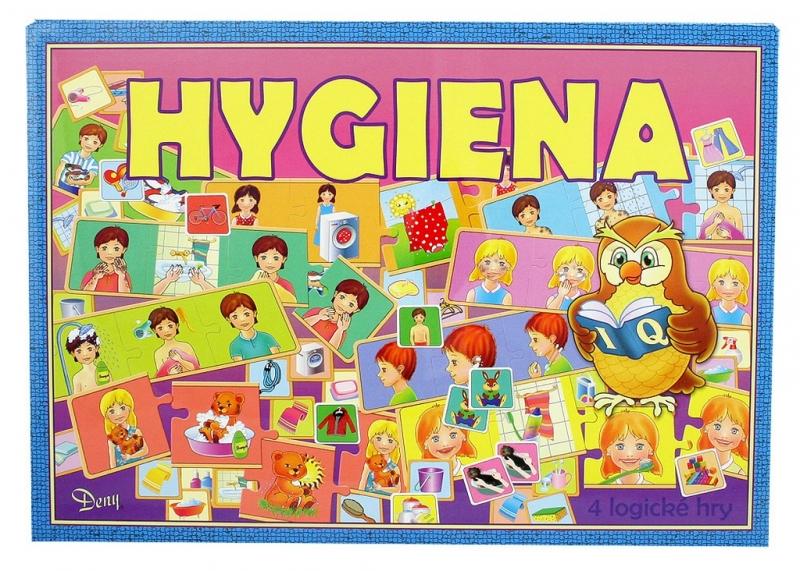 Rappa Hra Hygiena