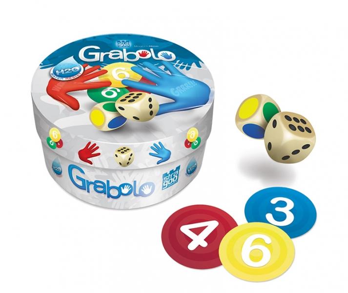 Hra kartové Grabolo