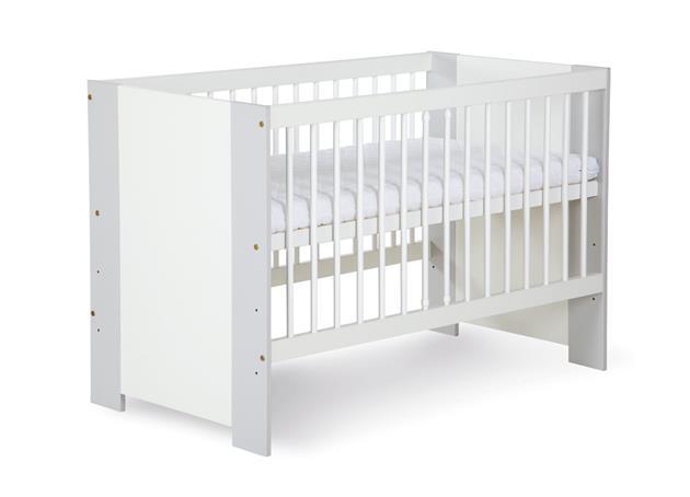 Detská posteľ Safari de LUX 120x60 cm., 140x70