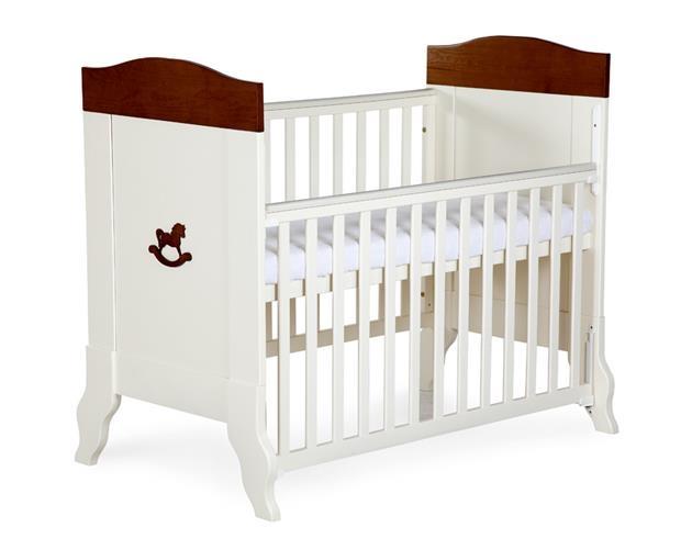Detská posteľ CASTELLO spúšťací bok