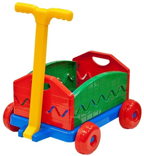 Vozík detský, plastový