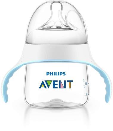 Tréningová fľaštička Avent Natural - 125ml