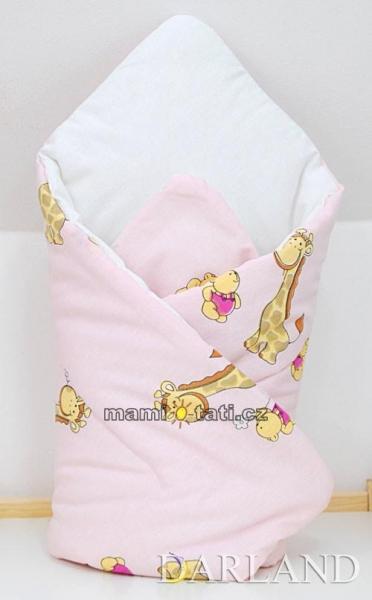 Darland Zavinovačka - Žirafky ružové