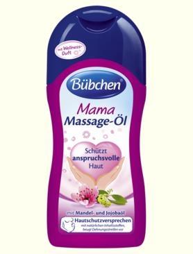 Bübchen Mama Masážny olej 200 ml