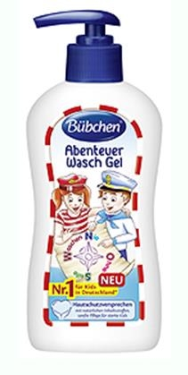 Bübchen umývací gél 200ml