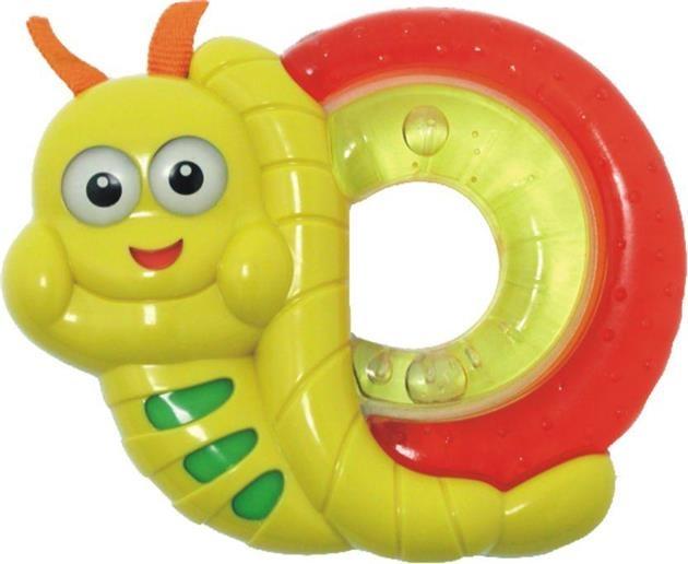 BABY MIX Hryzátko gélové - Slimák