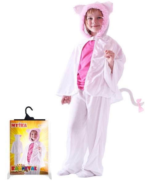 Rappa Karnevalový kostým myška - plášť