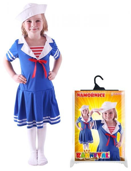 Rappa Karnevalový kostým námorníčka, veľ. S