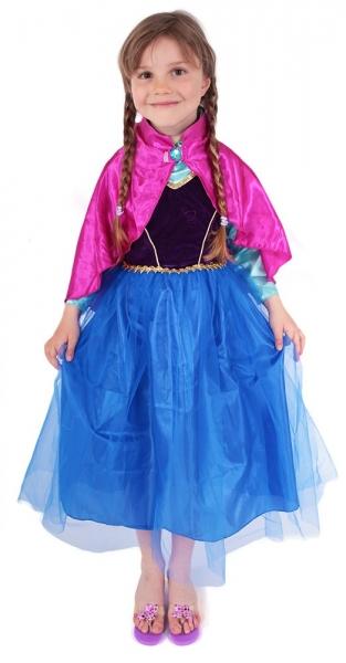 Karnevalový kostým princezna