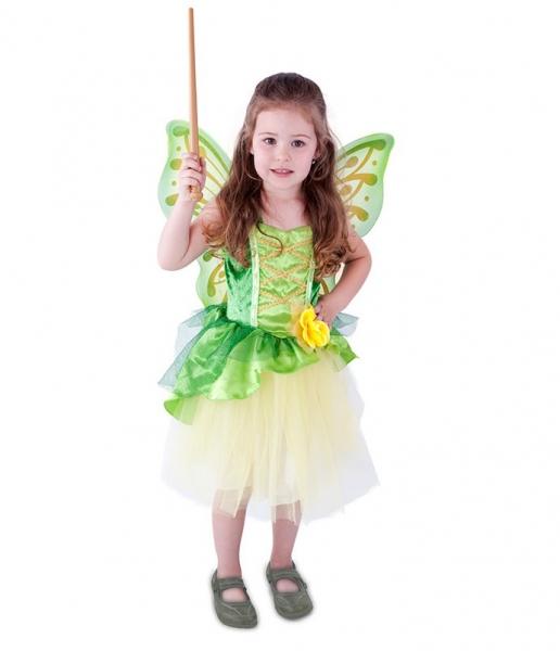 Karnevalový kostým víla