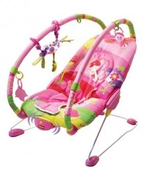 TINY LOVE Lehátko pre dojčatá s vibrácií a hudbou