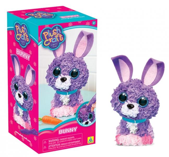 Figúrka zajac 3D, kreatívne