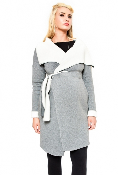 Tehotenský kabátik Be Maamaa - ELSA