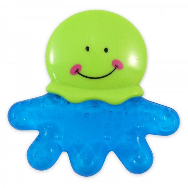 BABY MIX Hryzátko gélové - Chobotnica
