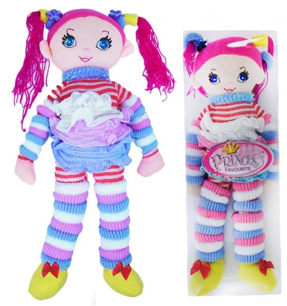 Bábika s gumičkami PRINCESS