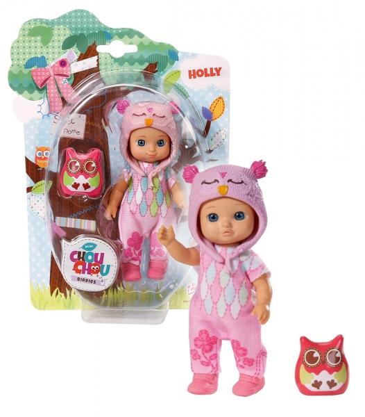 Chou Chou bábika mini sovička - HOLLY