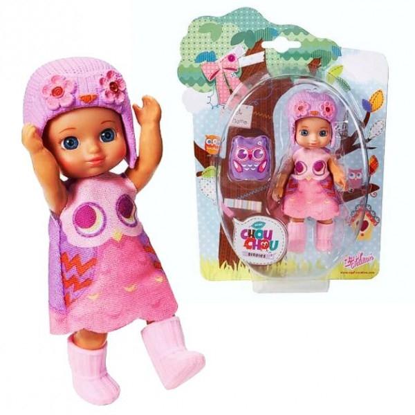 Chou Chou bábika mini sovička - LILLY