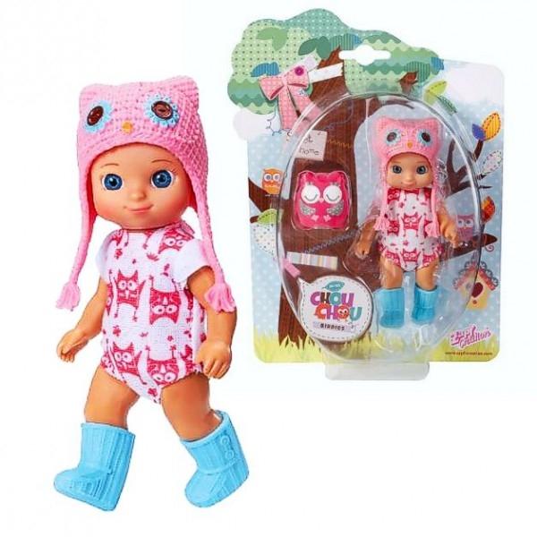 Chou Chou bábika mini sovička - AMY