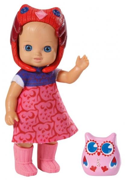 Chou Chou bábika mini sovička, 6 druhov
