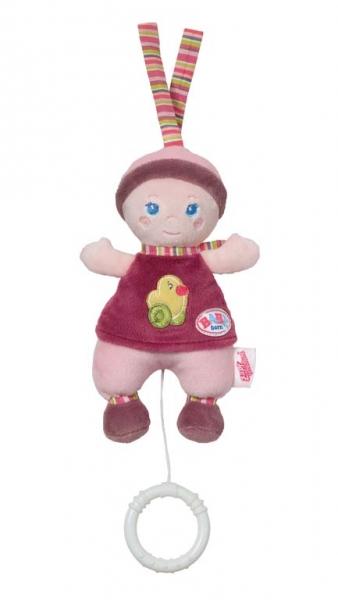 BABY BORN for babies bábika s naťahovacím hracím strojčekom