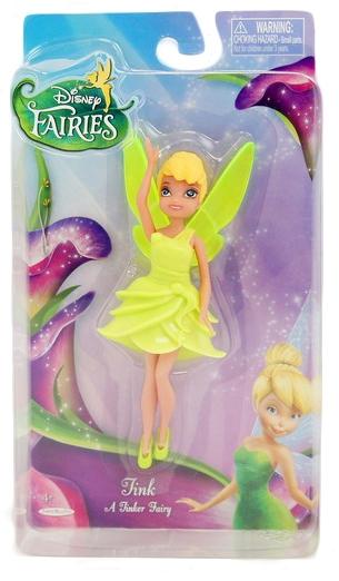Bábika Disney Fairies - Víly, 11 cm